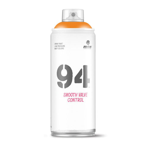 MTN 94 Spray Paint - RV106 - Lava Orange