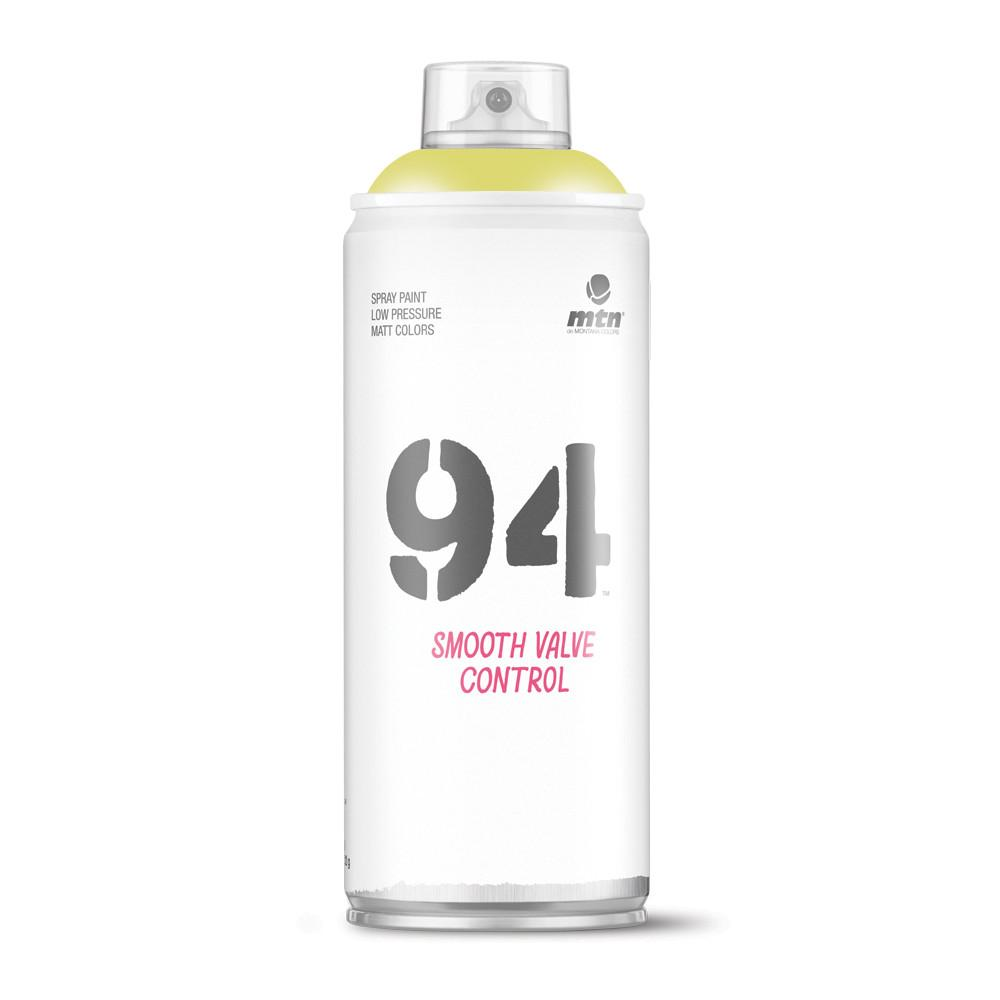MTN 94 Spray Paint - RV1016 - Lemon Yellow