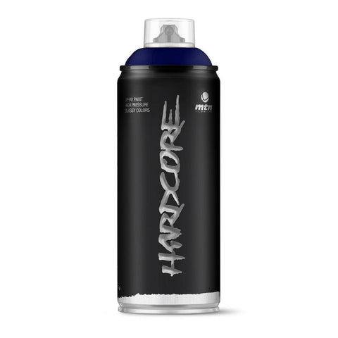 MTN Hardcore Spray Paint - RV230 - Leviathan Blue