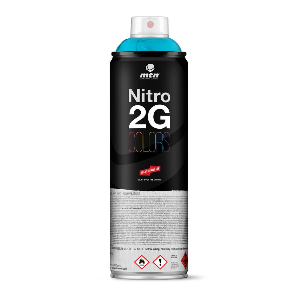 Nitro 2G Colors 500ml - Light Blue