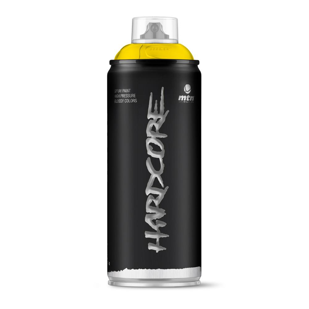 MTN Hardcore Spray Paint - RV1021 - Light Yellow