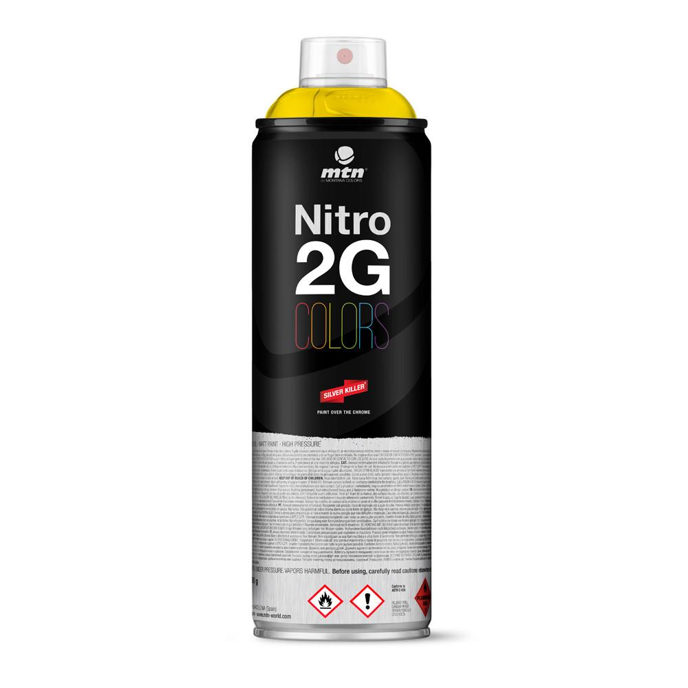 Nitro 2G Colors 500ml - Light Yellow