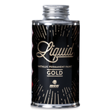 Liquid Gold Metallic Paint