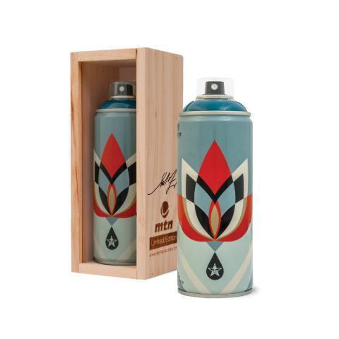 MTN Limited Edition - Shepard Fairey - Lotus