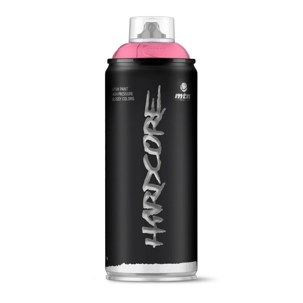 MTN Hardcore Spray Paint - RV211 - Love Pink
