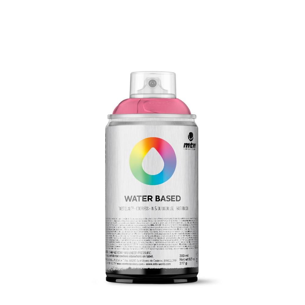 MTN Water Based 300ml Spray Paint - WRV211 - Quinacridone Rose
