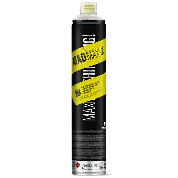 MTN - MAD MAXXX 750ml - Silver
