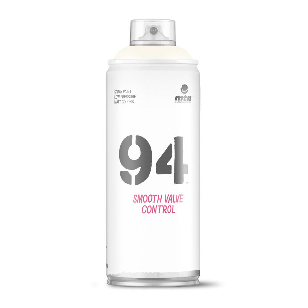 MTN 94 Spray Paint - RV190 - Malta White
