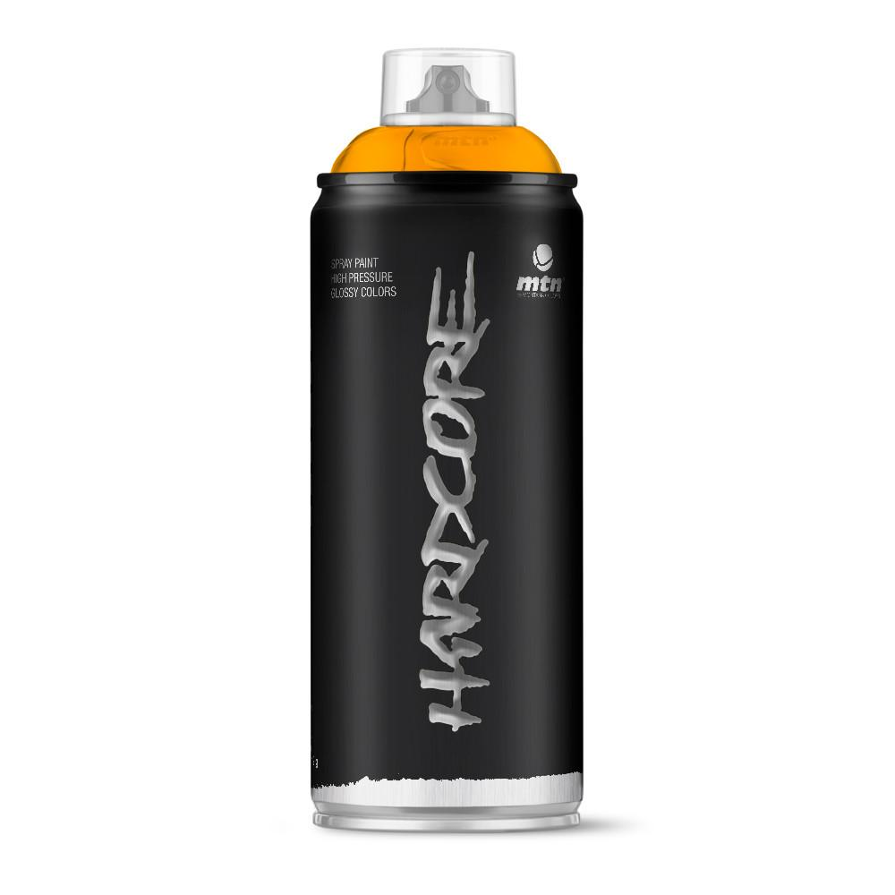 MTN Hardcore Spray Paint - RV1028 - Medium Yellow