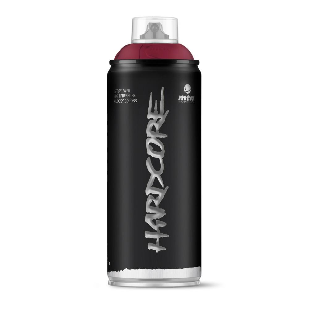 MTN Hardcore Spray Paint - RV213 - Merlot Red