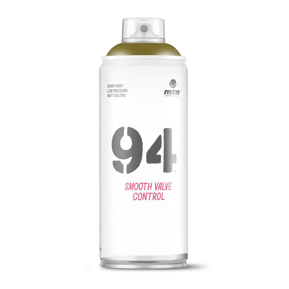 MTN 94 Spray Paint - RV112 - Mission Green