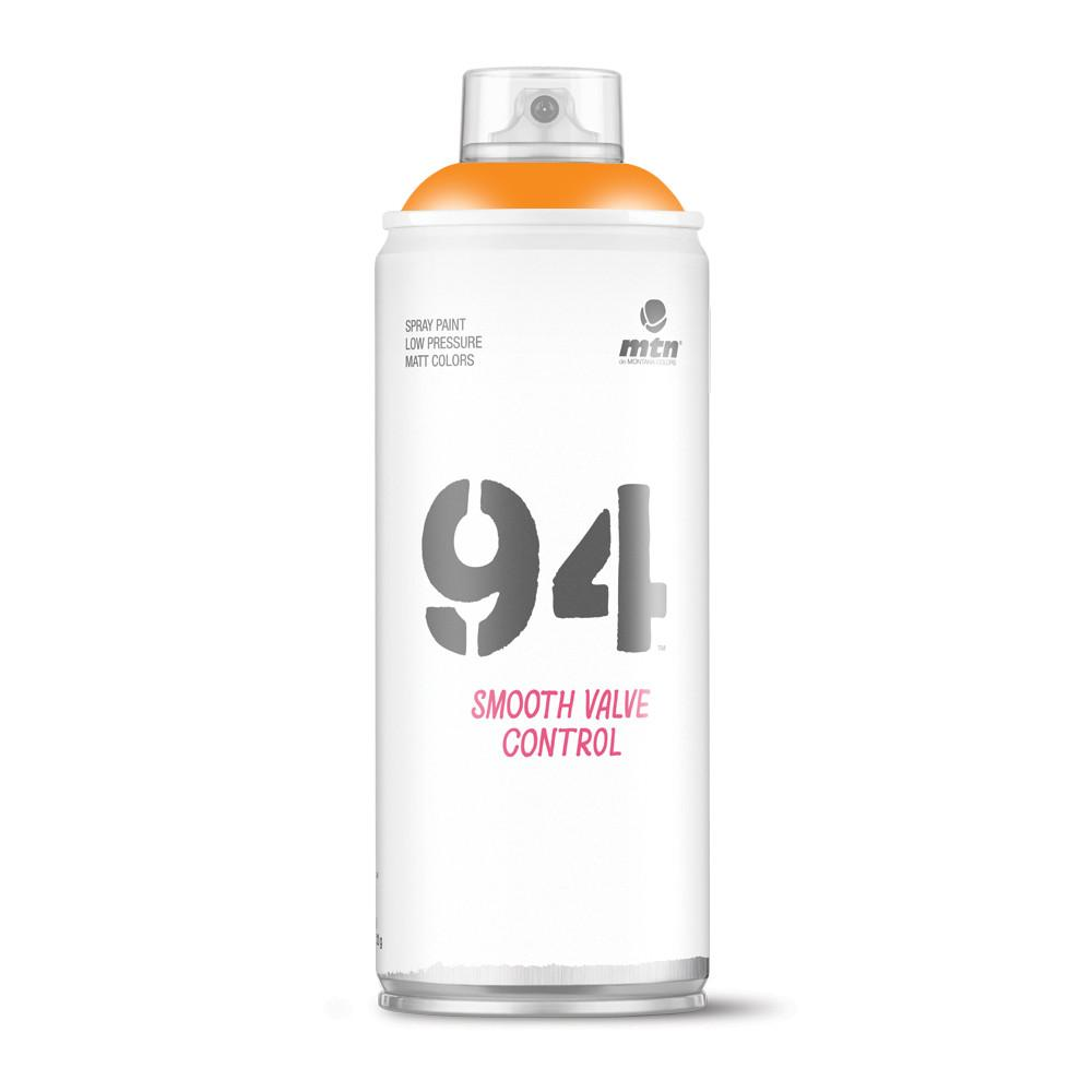 MTN 94 Spray Paint - Fluorescent Orange