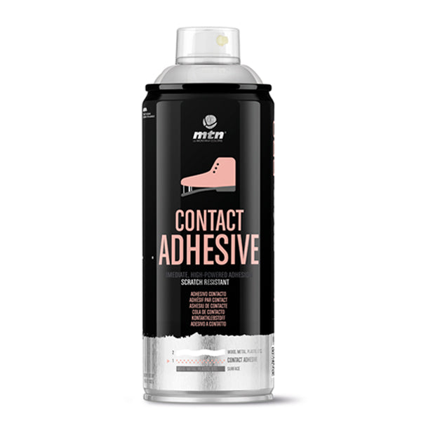 MTN PRO Spray Paint - Contact Adhesive 400ml