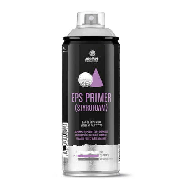 MTN PRO Spray Paint - EPS Styrofoam Primer