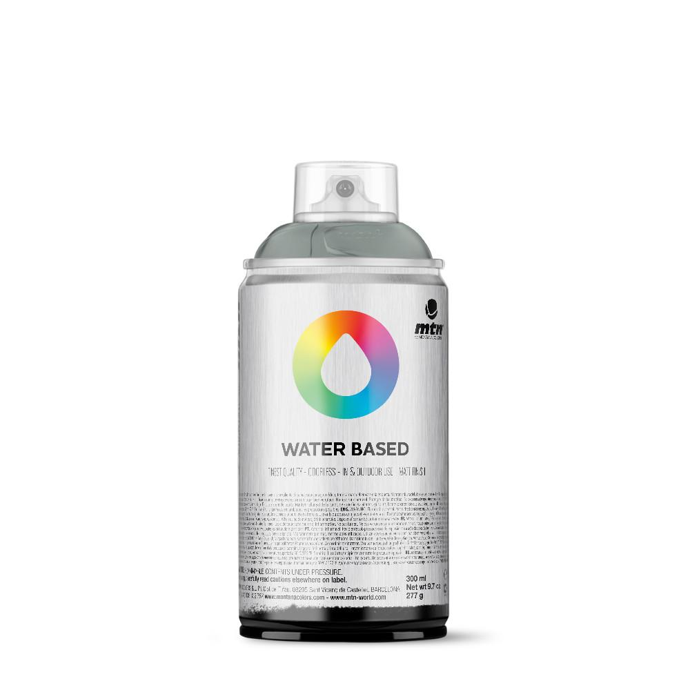 MTN Water Based 300ml Spray Paint - RV7040 - Neutral Grey