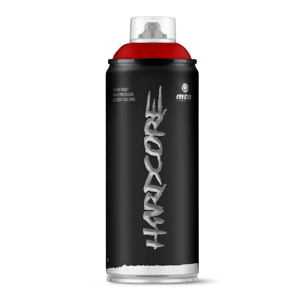 MTN Hardcore Spray Paint - RV210 - Prometheus Orange