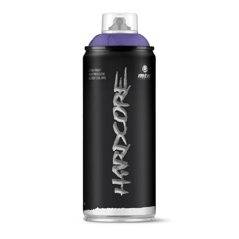 MTN Hardcore Spray Paint - RV215 - Prophet Violet