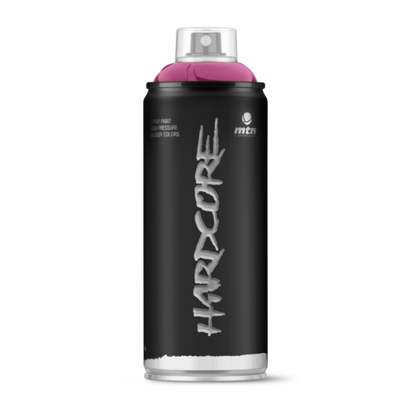 MTN Hardcore Spray Paint 400ml Pure Purple RV-350