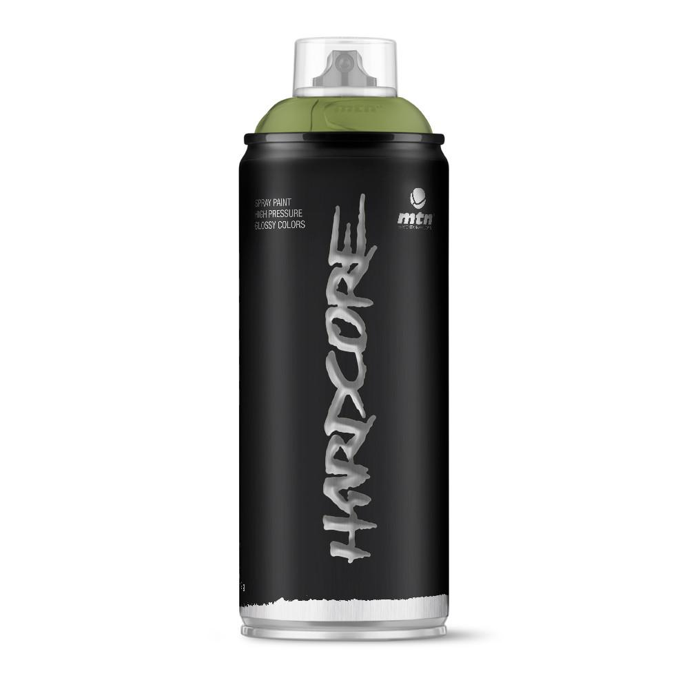 MTN Hardcore Spray Paint - RV250 - Rambo Green