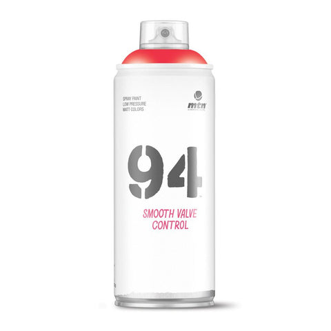 MTN Specialty 94 Spray Paint - Fluorescent Red