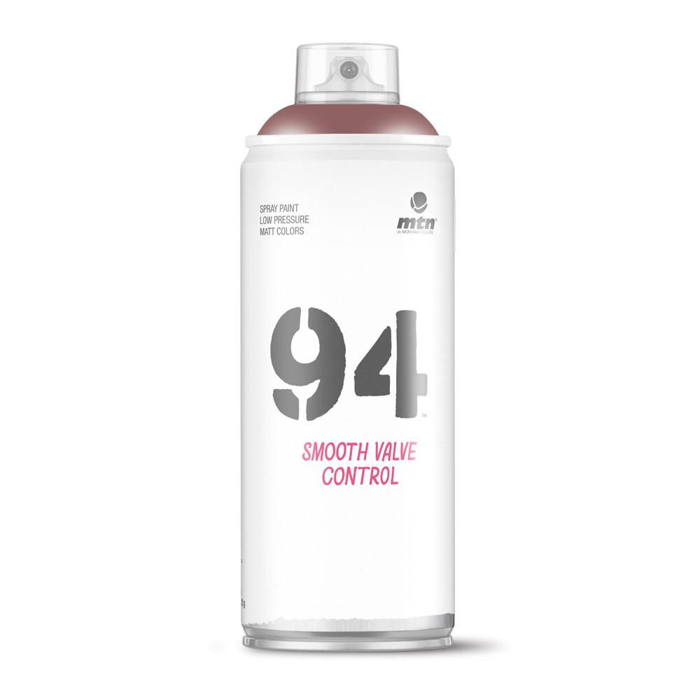 MTN 94 Spray Paint - RV201 - Scarlet Brown