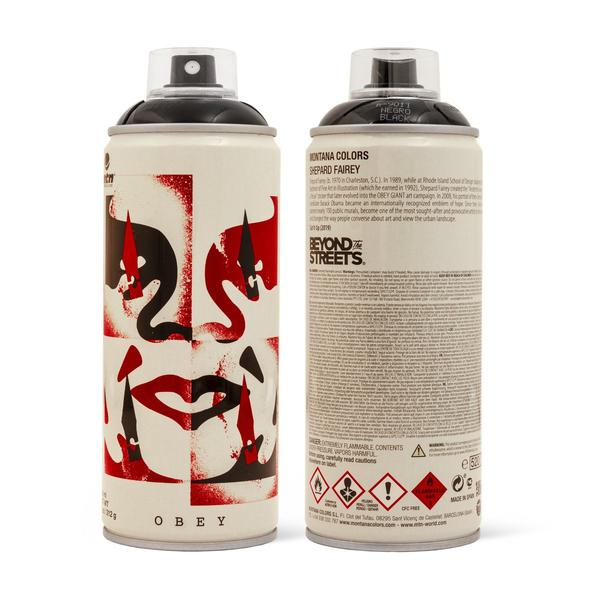 MTN Limited Edition - Shepard Fairey - Cut it Up