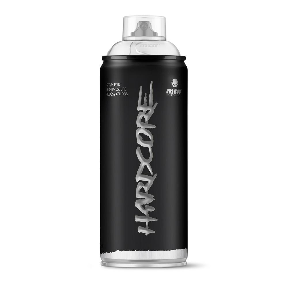 MTN Hardcore Spray Paint - Silver Chrome