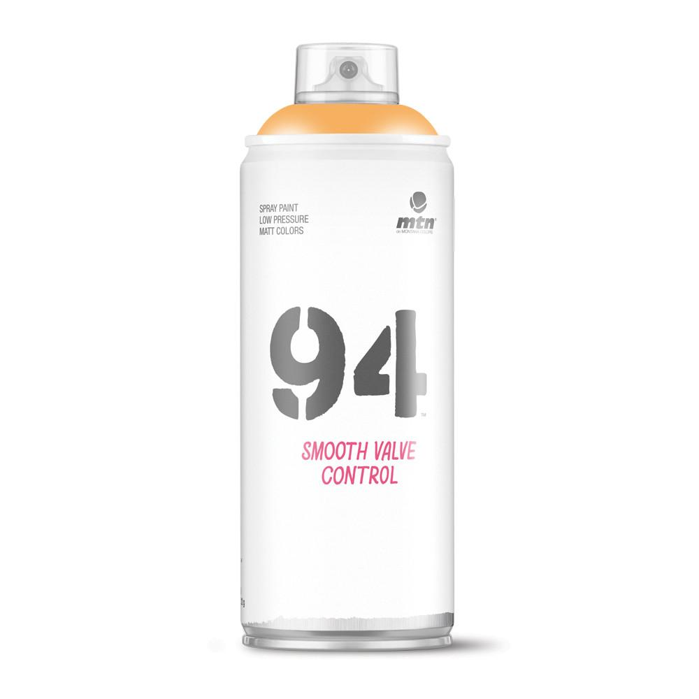 MTN 94 Spray Paint - RV50 - Solar Orange
