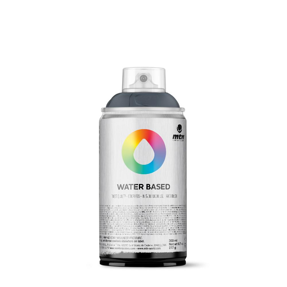 MTN Water Based 300ml Spray Paint - RV263 - Neutral Grey Deep