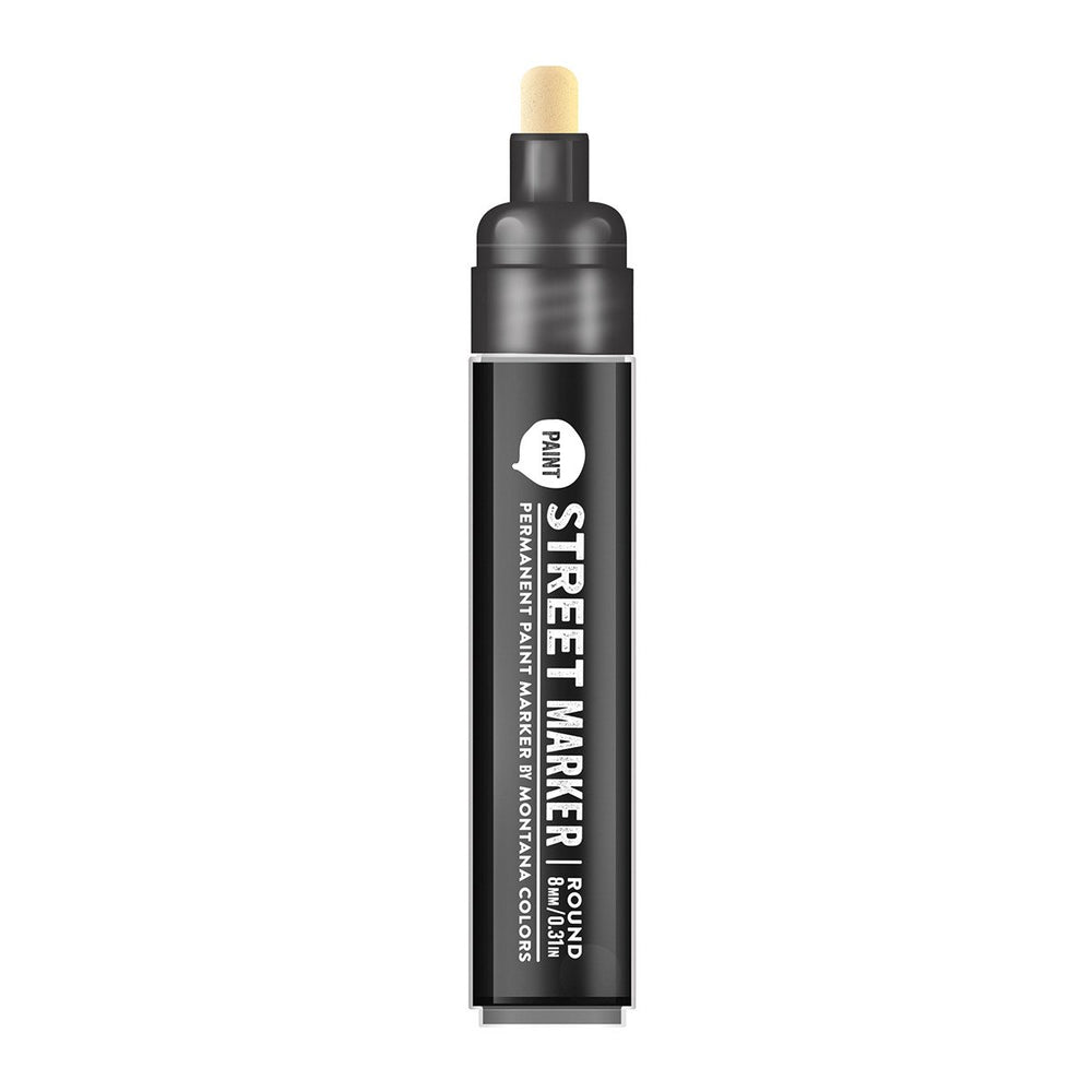Street Paint Marker - 8mm Black