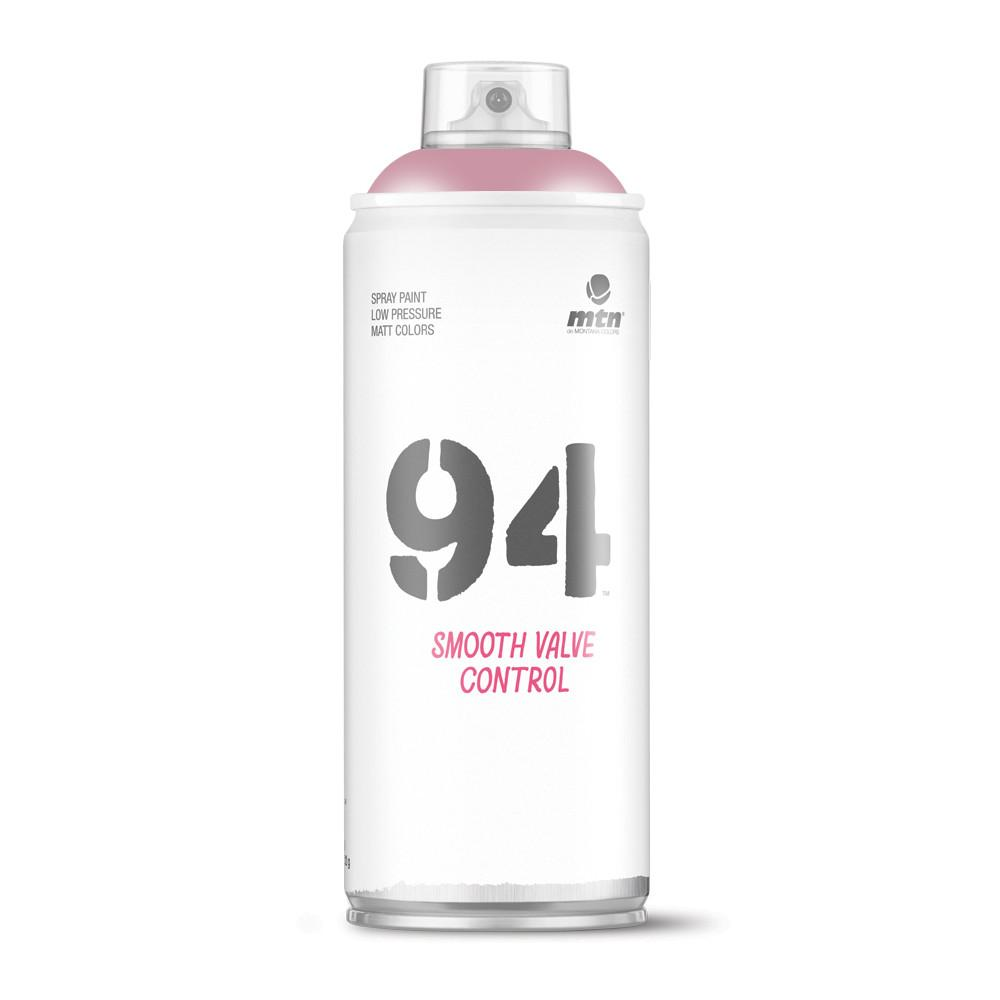 MTN 94 Spray Paint - RV87 - Stereo Pink