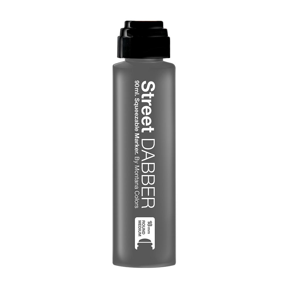 Street Paint Dabber 90ml - Black