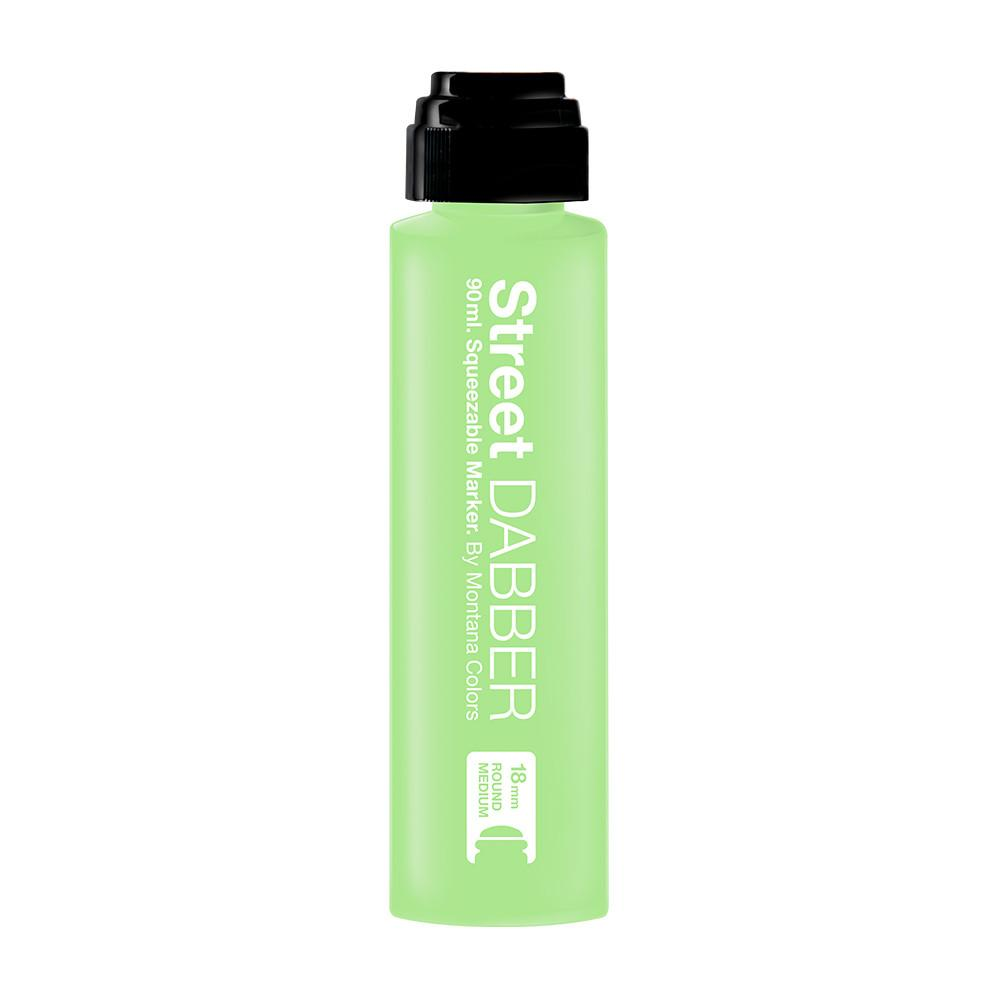 Street Paint Dabber 90ml - Guacamole Green