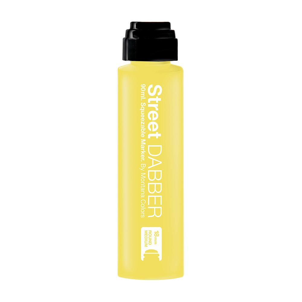 Street Paint Dabber 90ml - Party Yellow