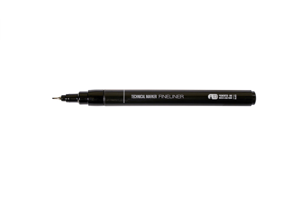 MTN Technical Marker 0.3mm - Black