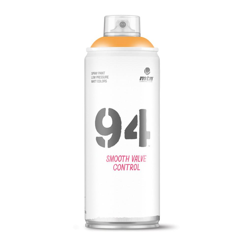 MTN 94 Spray Paint - RV105 - Tangerine