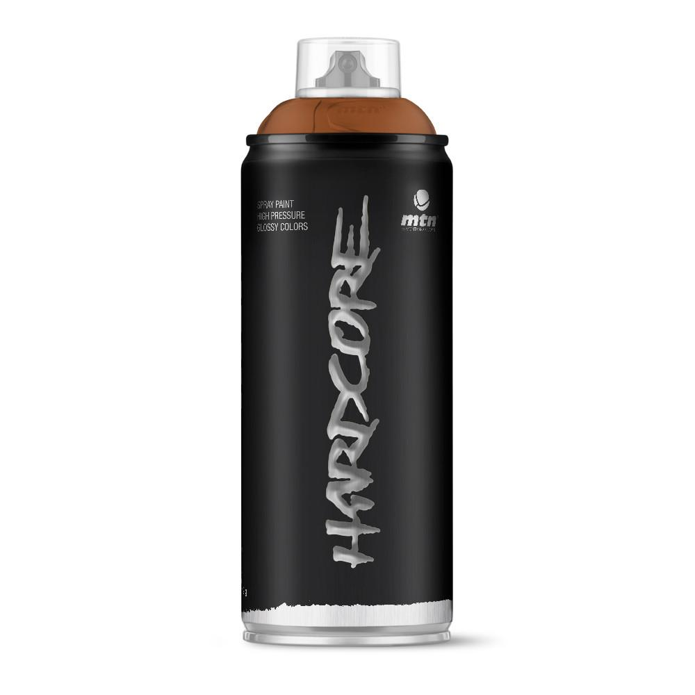 MTN Hardcore Spray Paint - RV8002 - Toasted Brown