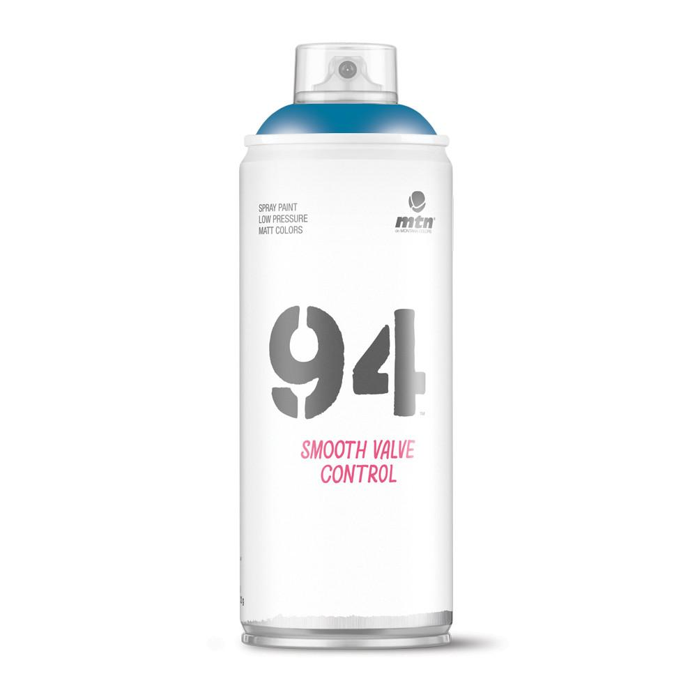 MTN 94 Spray Paint - RV268 - Tramontana Blue