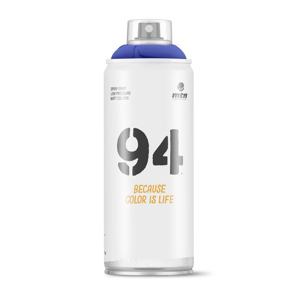 MTN 94 Spray Paint - RV319 - Tuareg Blue