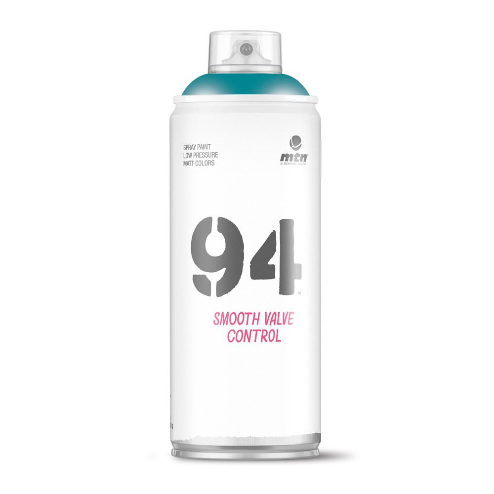 MTN 94 Spray Paint - RV5018 - Turquoise