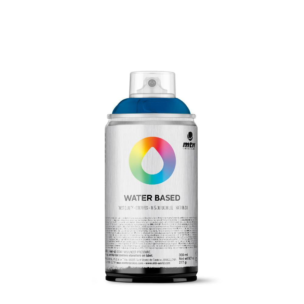MTN Water Based 300ml Spray Paint - RV5002 - Ultramarine Blue
