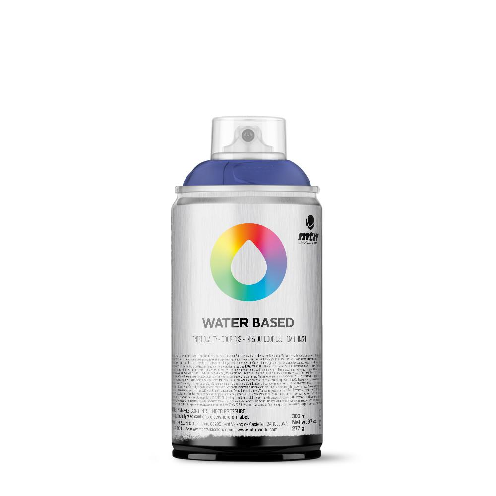 MTN Water Based 300ml Spray Paint - WRV173 - Dioxazine Purple