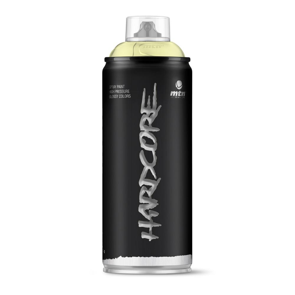 MTN Hardcore Spray Paint - RV252 - Unicorn Yellow