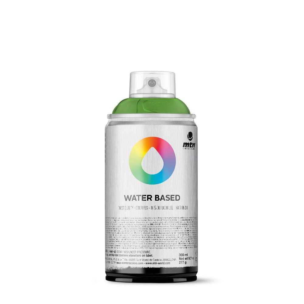 MTN Water Based 300 Spray Paint - RV6018 - Brilliant Green