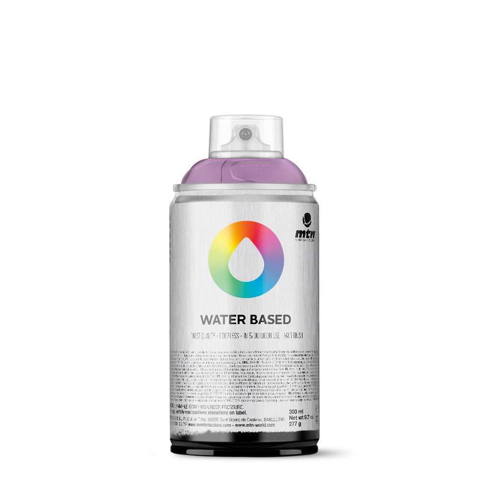 MTN Water Based 300ml Spray Paint - WRV214 - Dioxazine Purple Light
