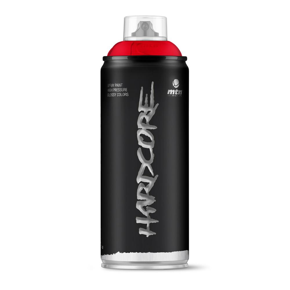 MTN Hardcore Spray Paint - RV3001 - Vivid Red