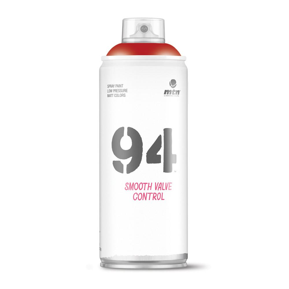 MTN 94 Spray Paint - RV3001 - Vivid Red