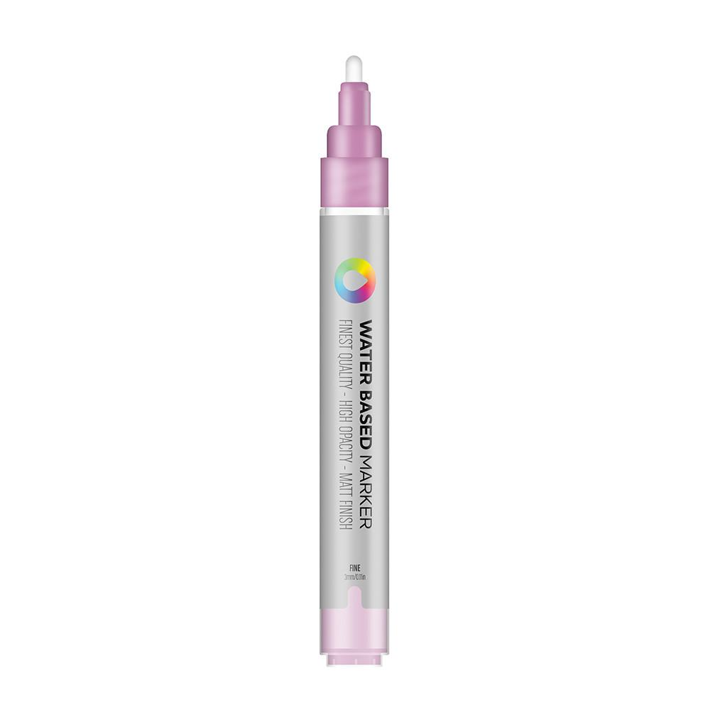 Water Based 3.0mm Marker - Blue Violet Light