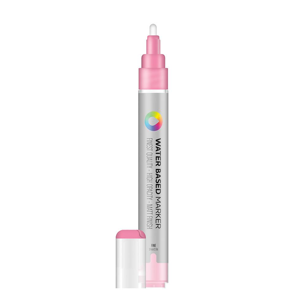 Water Based 3.0mm Marker - Quinacridone Rose