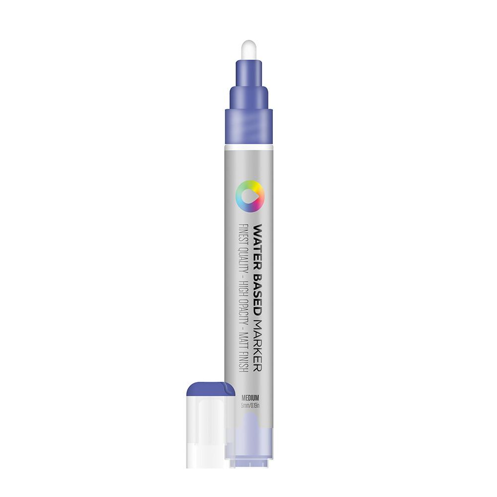 Water Based 5.0mm Marker - Dioxazine Purple